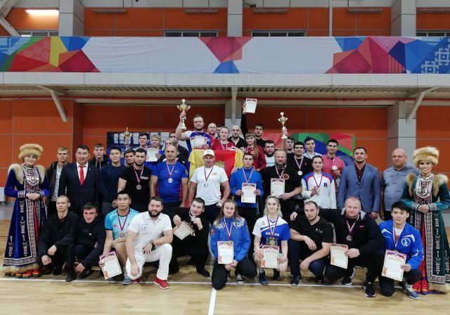 Тверские спортсмены завоевали 10 медалей на фестивале национальных и неолимпийских видов спорта