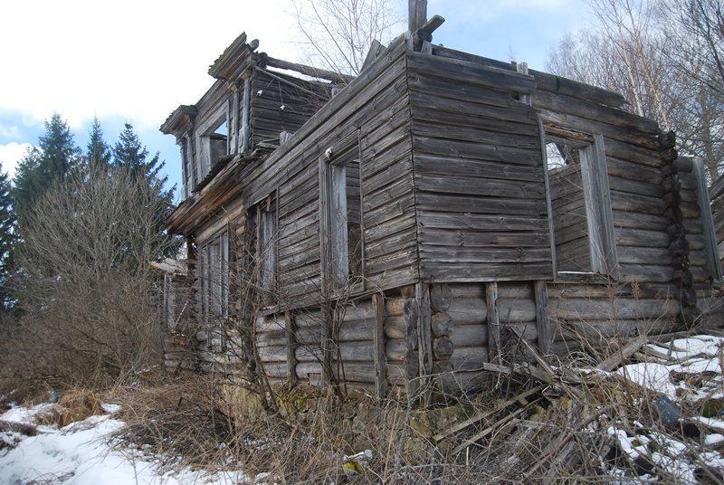 В Удомельском районе экспонатом выставки стал дом