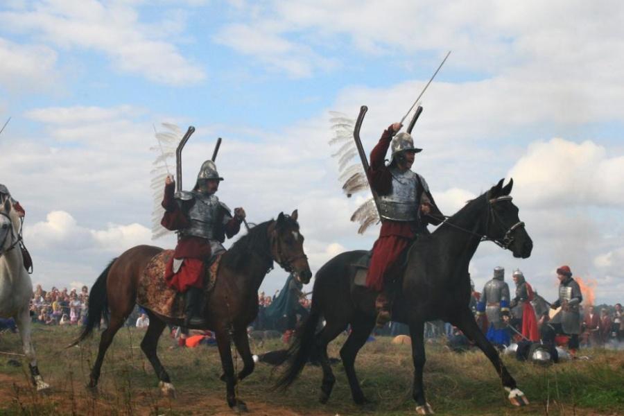 В Тверской области отметили 410-ю годовщину Калязинской битвы