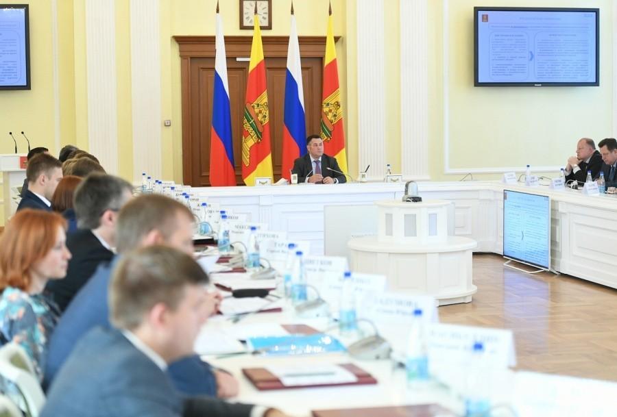 Региональное правительство обсудило реализацию инвестпроекта по строительству тепличного комплекса в Кувшиново