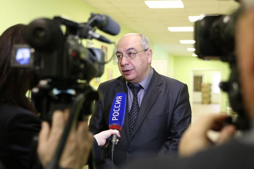 Анатолий Бегларян: своевременная и качественная медицинская помощь – задача номер один