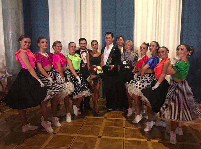 Тверские танцоры выступили в Кремле