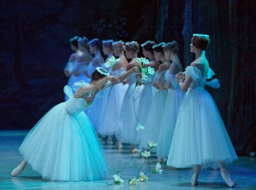 «Русский балет» представит в Твери «Жизель»