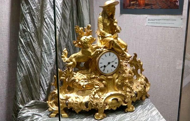 В Твери открылась выставка, посвященная часам