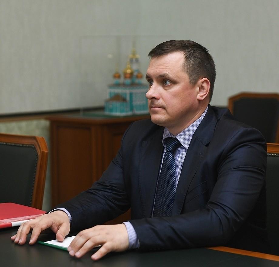 Олег Грязнов: вода должна быть чистой не только в Волге
