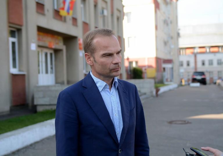 Вадим Рыбачук: Осуществление этого проекта важно для всех граждан, так как с медициной у нас не все хорошо