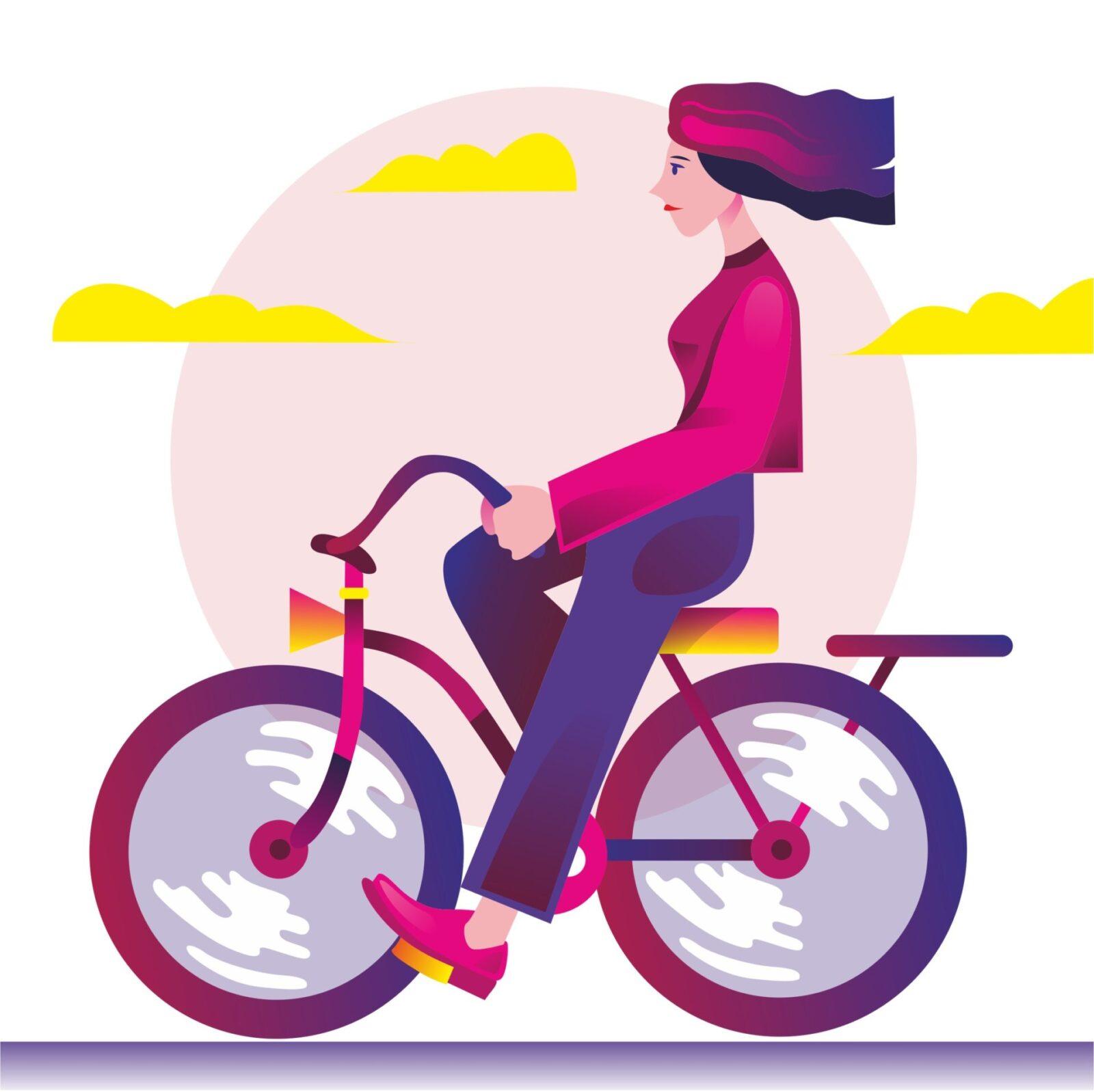 Мой путь: Пешком и на велосипеде по Твери