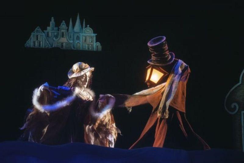 Тверской театр кукол расскажет о «Тайне старого фонаря»