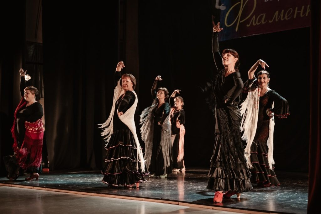 Всероссийский фестиваль фламенко прошел в Твери