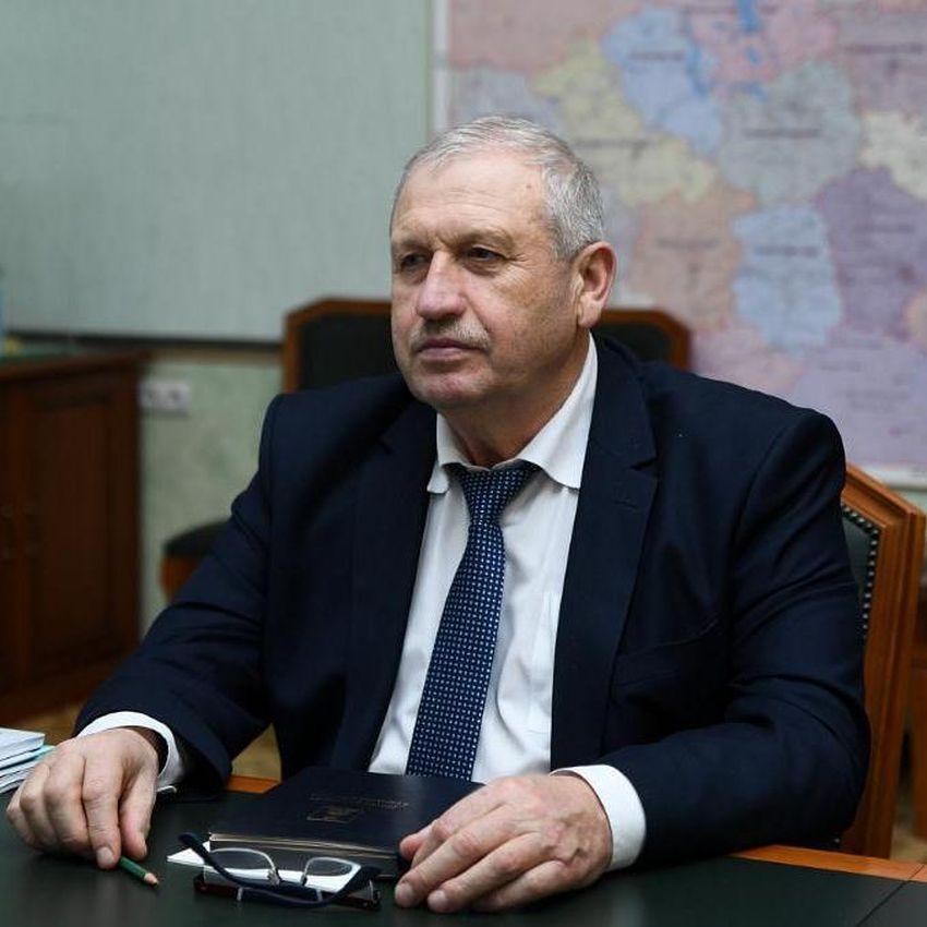 Николай Баранник: Новый сквер – это наша гордость