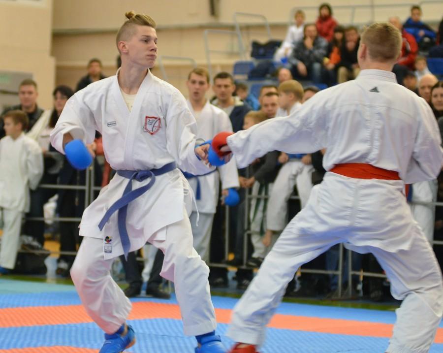 Тверские спортсмены заняли третье общекомандное место по каратэ на кубке городского округа города Щелково