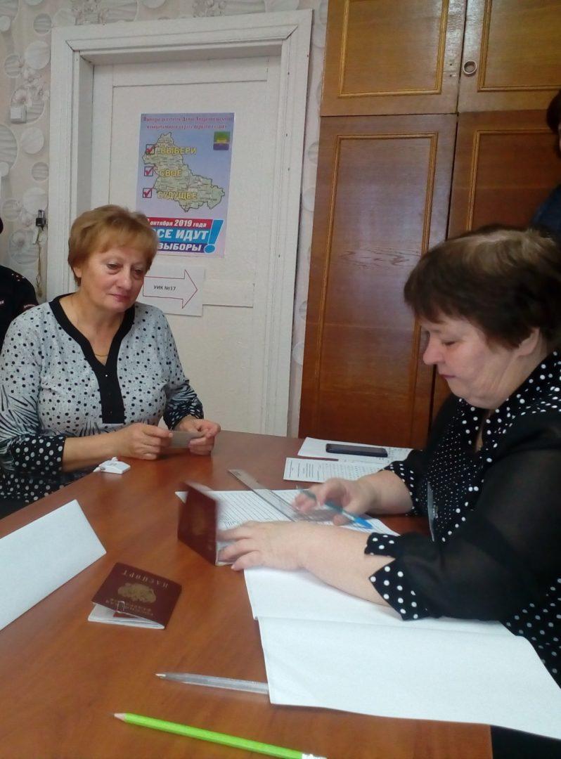 В Тверской области прошли выборы депутатов представительных органов первых в России муниципальных округов