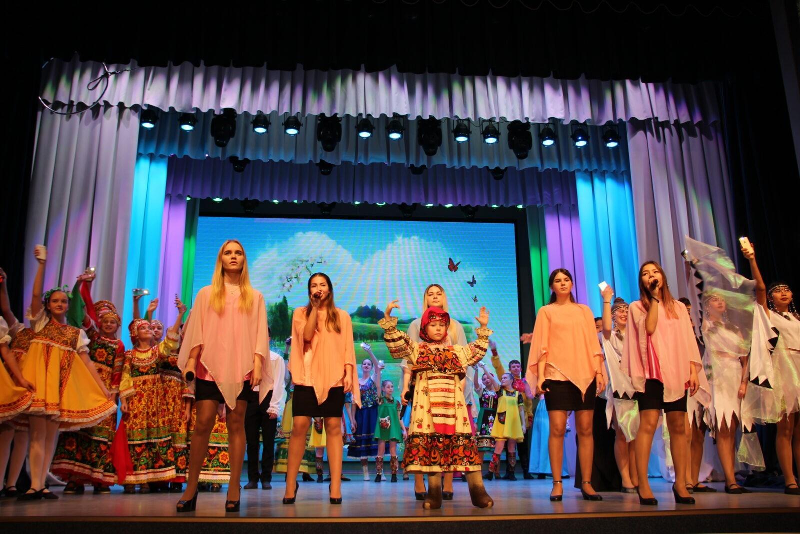 Финские и тверские коллективы выступят на международном концерте в Твери