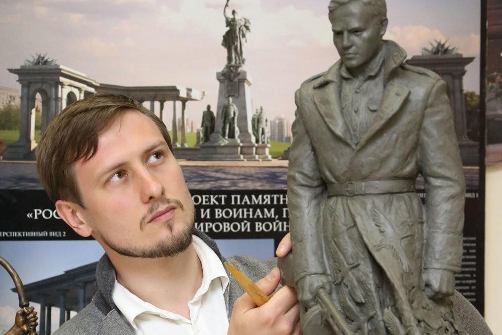 Андрей Коробцов: Работа над ржевским мемориалом - это мой гражданский долг