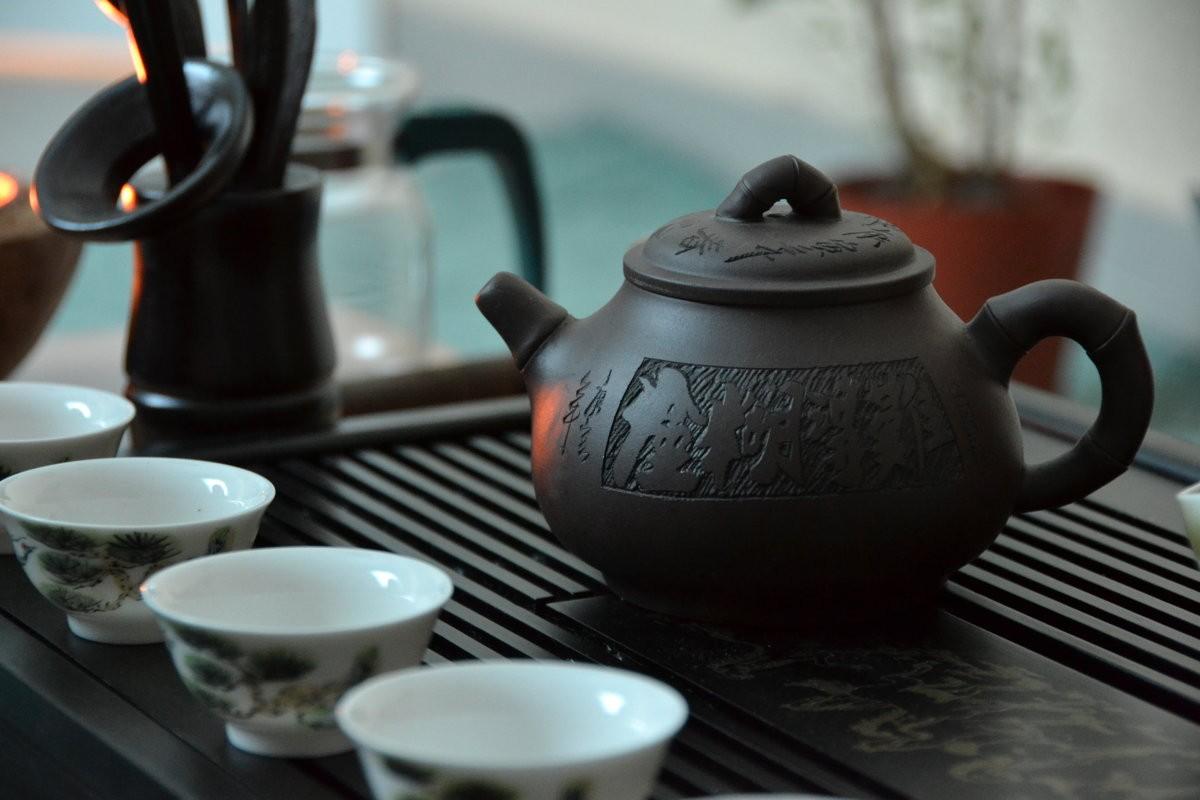 В Твери пройдет чайная церемония