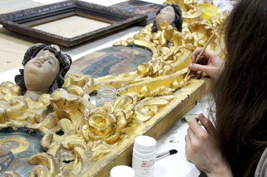 В Твери познакомят с работой реставраторов