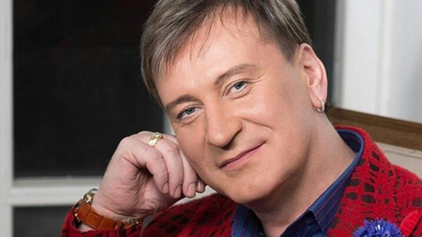 Сергей Пенкин выступит в  тверском ДК «Пролетарка»