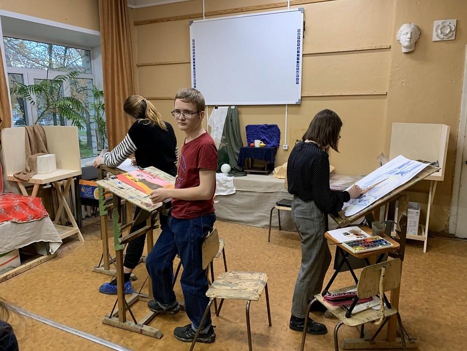 В Конаковскую детскую школу искусств поставили новое оборудование