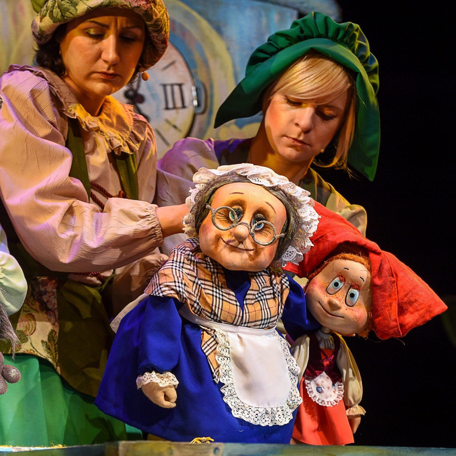 кукольный театр фото картинки можно только