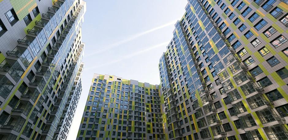 Более 425 тыс. квадратных метров жилья введено в Тверской области с начала года