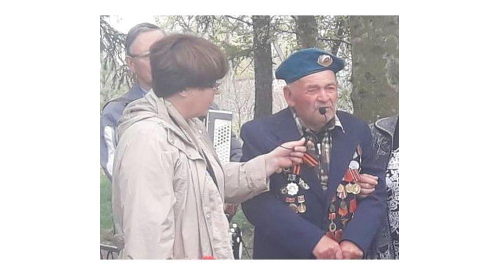 Ветерану, жителю села Нерль Калязинского района, исполнилось 95 лет