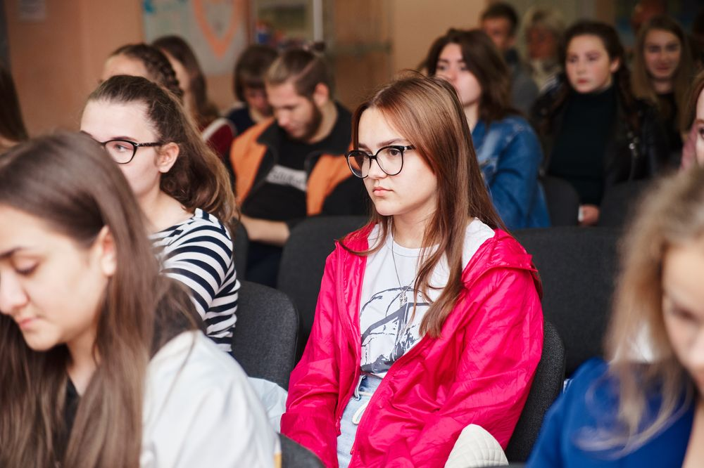 На форуме «Добровольчество: от Аз до Ять» активисты Верхневолжья обсуждают развитие волонтерства в школах и колледжах