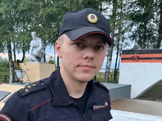 Полицейский из Вышнего Волочка победил в конкурсе «Народный участковый»