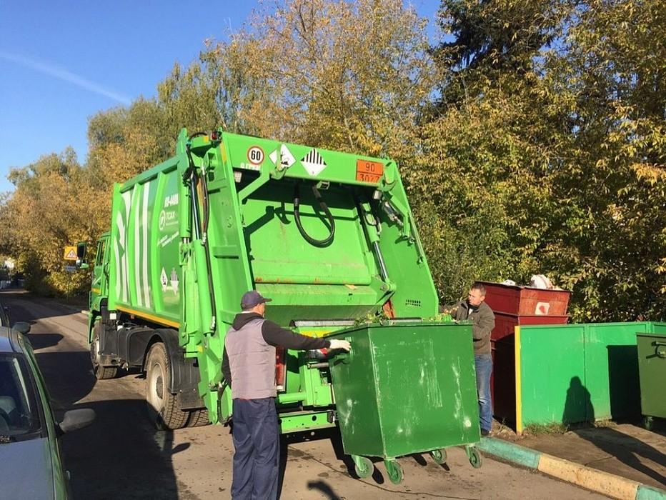 Администрация Лихославльского района предупреждает о новом графике вывоза мусора