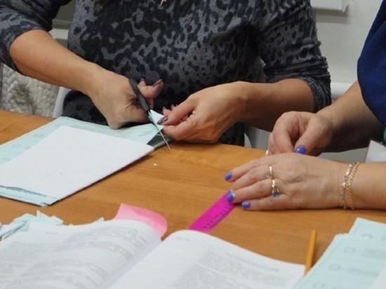 В Тверской области прошли выборы депутатов муниципальных округов