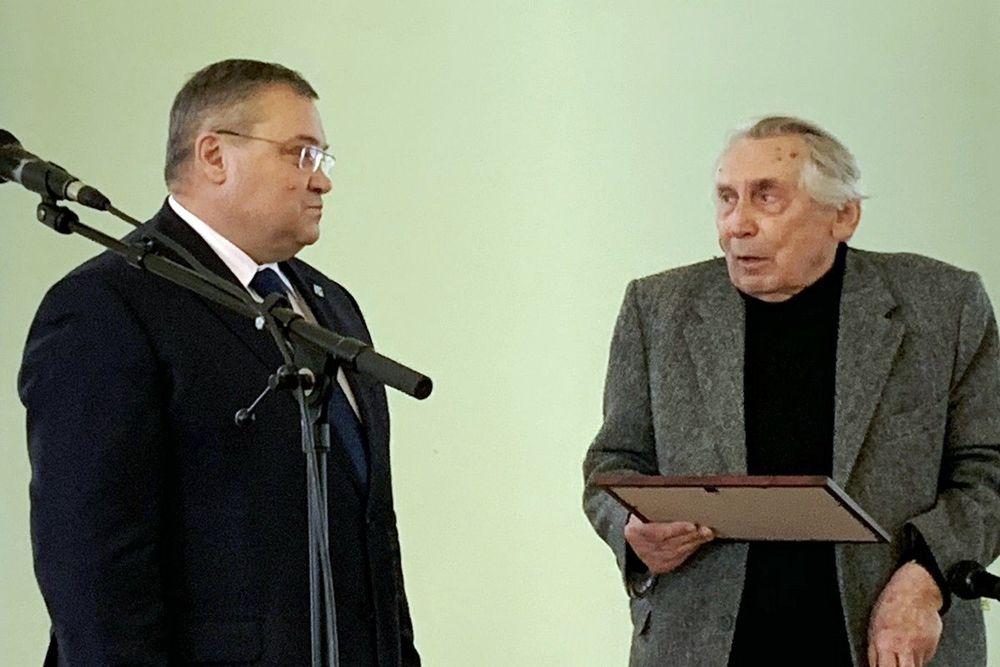 Делегация Конаковского района приняла участие в презентации книги Валентина Сидорова