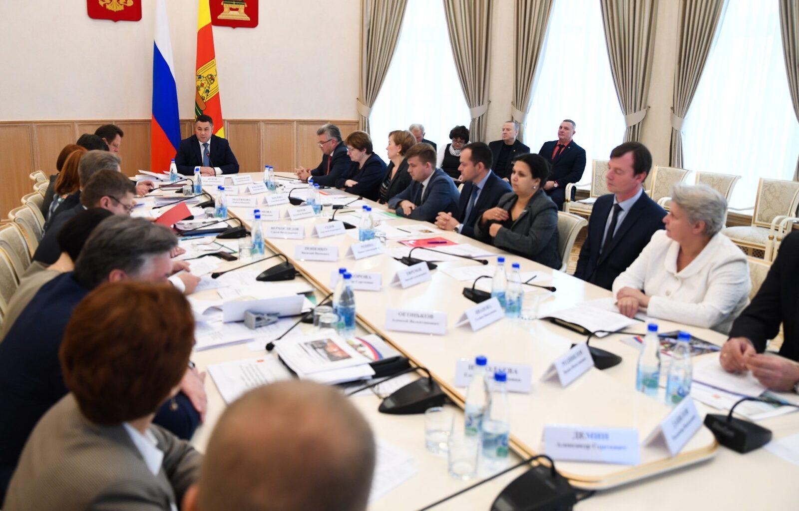 Игорь Руденя призвал неформально подойти к подготовке к празднованию 75-летия Великой Победы