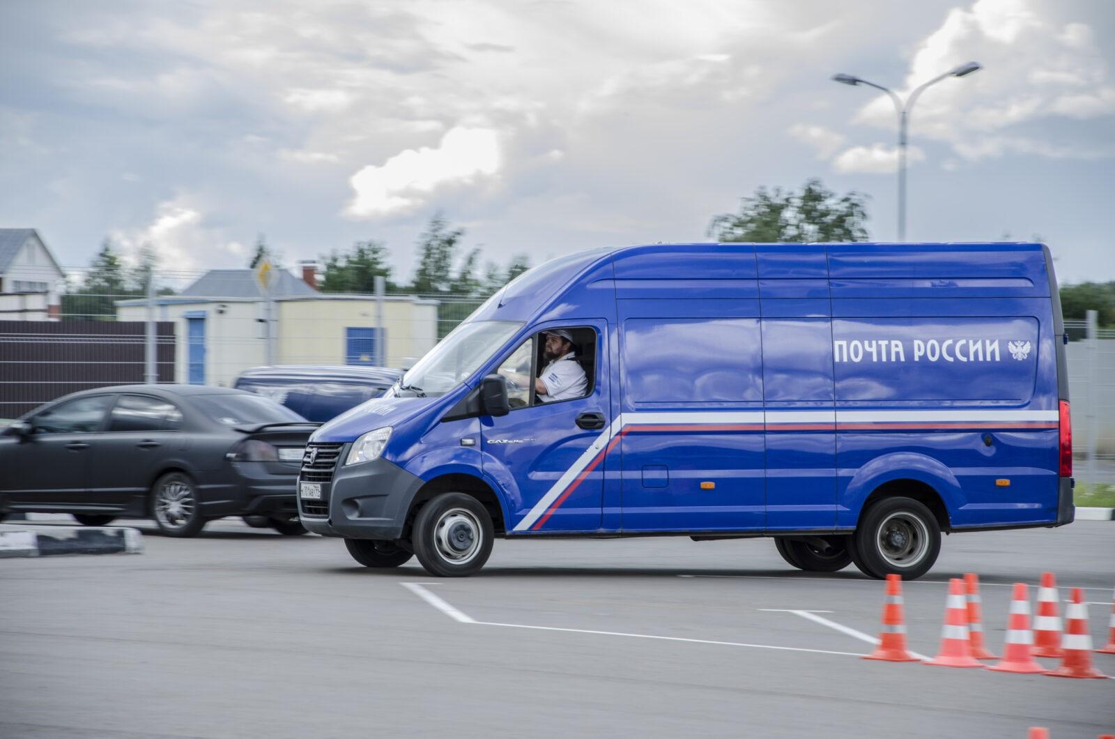 В Тверской области почтовые автомобили проезжают за год расстояние равное 190 экваторам