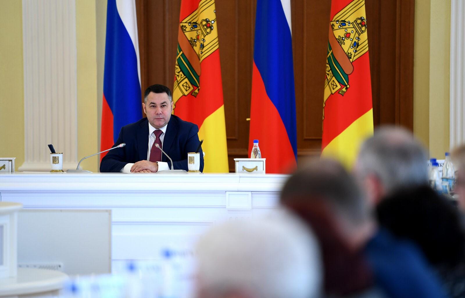 В Тверской области отремонтируют 226 объектов в учреждениях здравоохранения до 2024 года