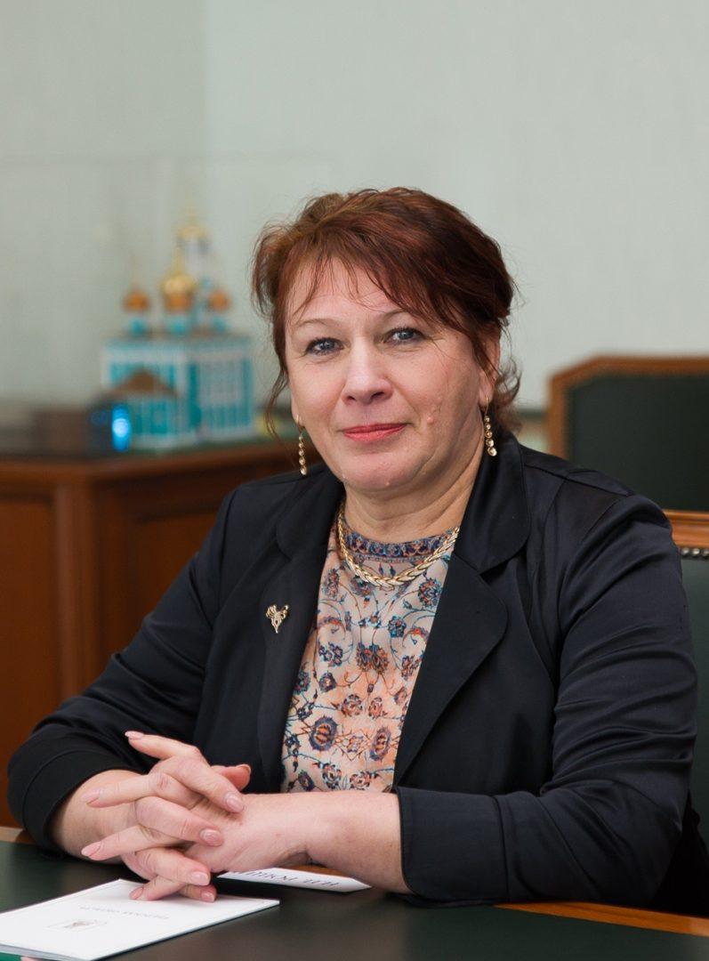 Наталья Рощина: Госконтроль – это гарантия нашей безопасности