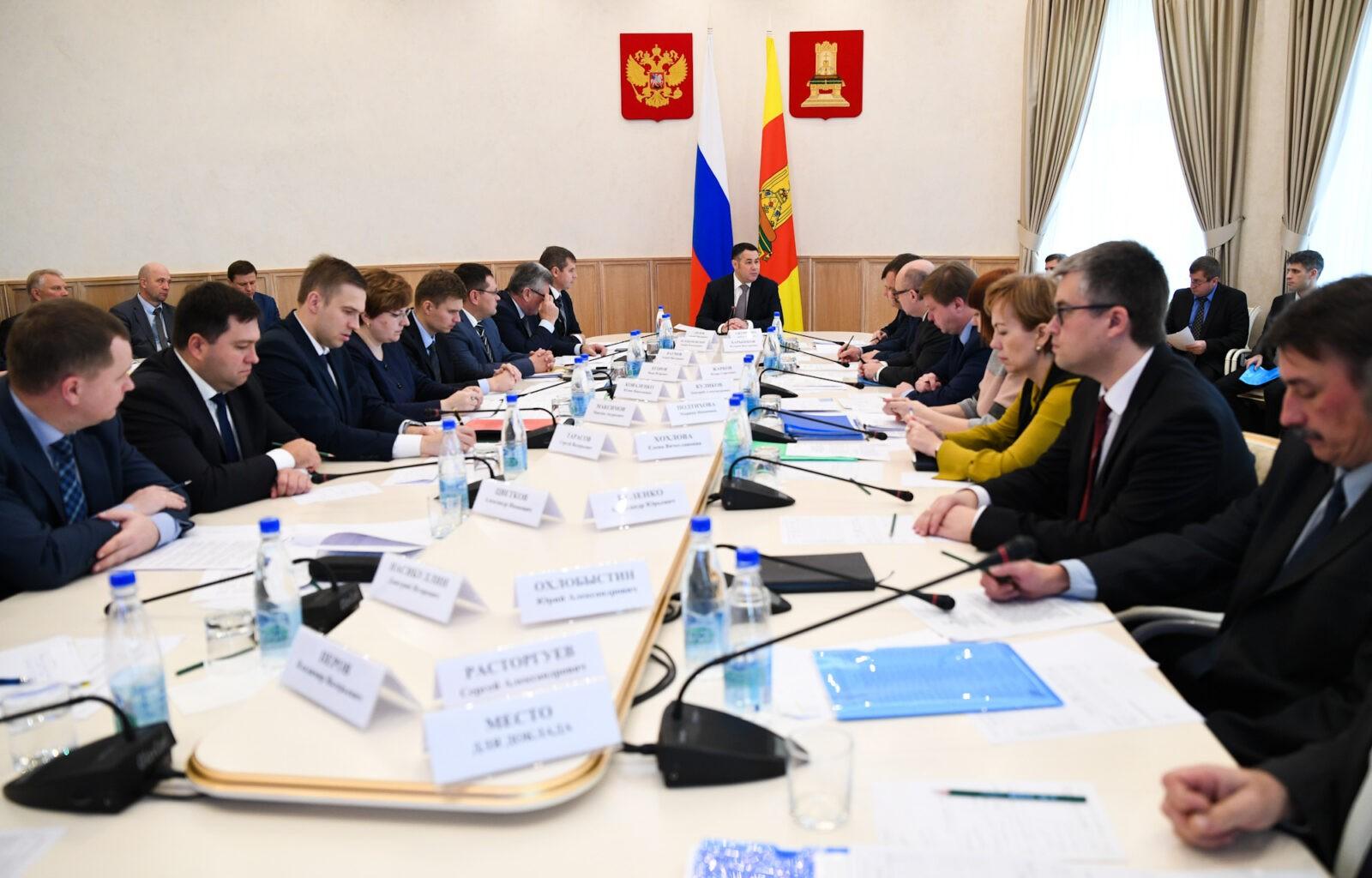 В Тверской области подходят к концу работы по налаживанию электроснабжения