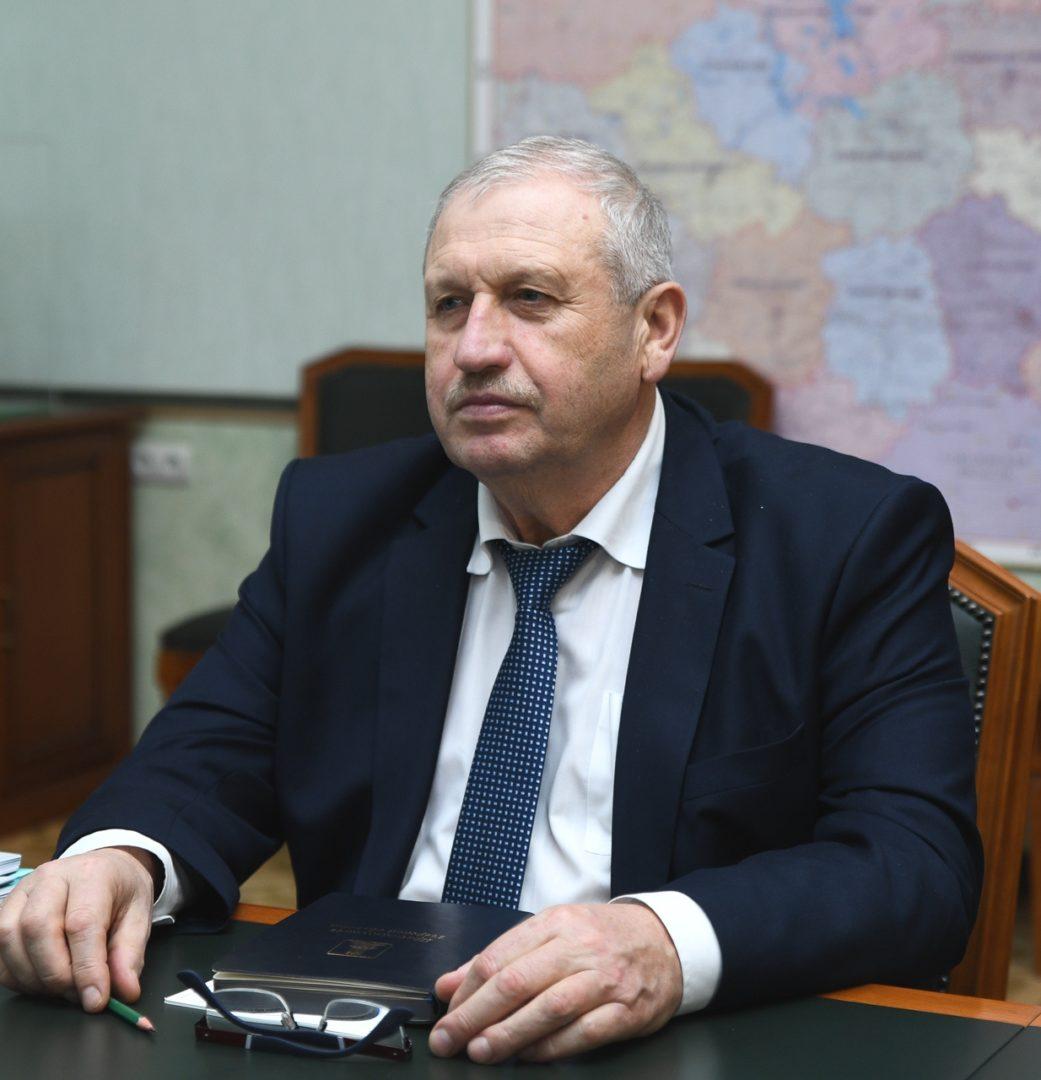 Николай Баранник: Уникальному мемориальному комплексу под Ржевом нет равных в Европе