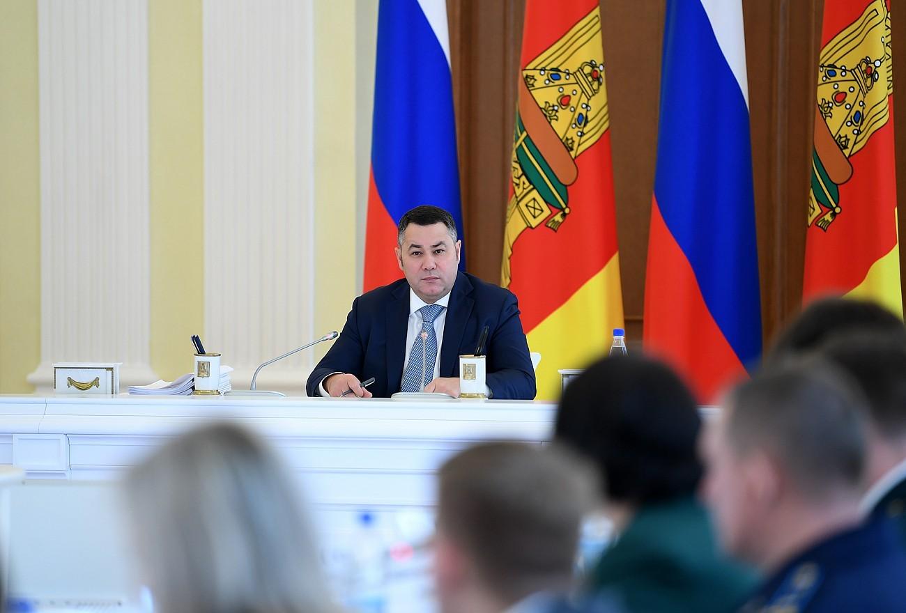 В Тверской области благоустроят более 400 дворов и парков