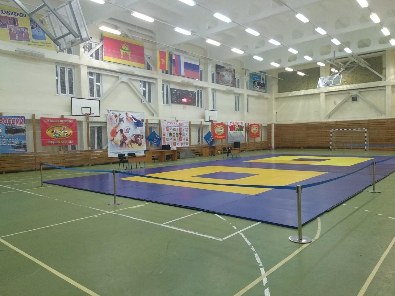 Более 150 спортсменов поучаствуют в соревнованиях по самбо в Твери