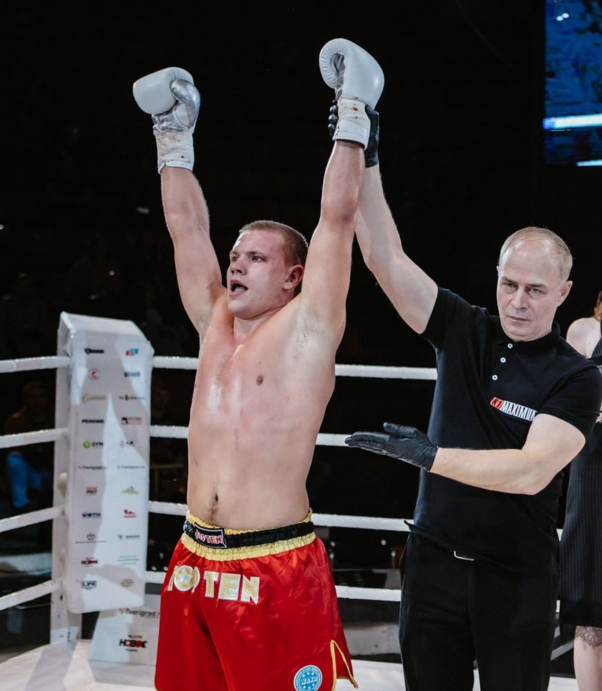 Тверской кикбоксер Александр Малафеев будет драться за титул чемпиона мира