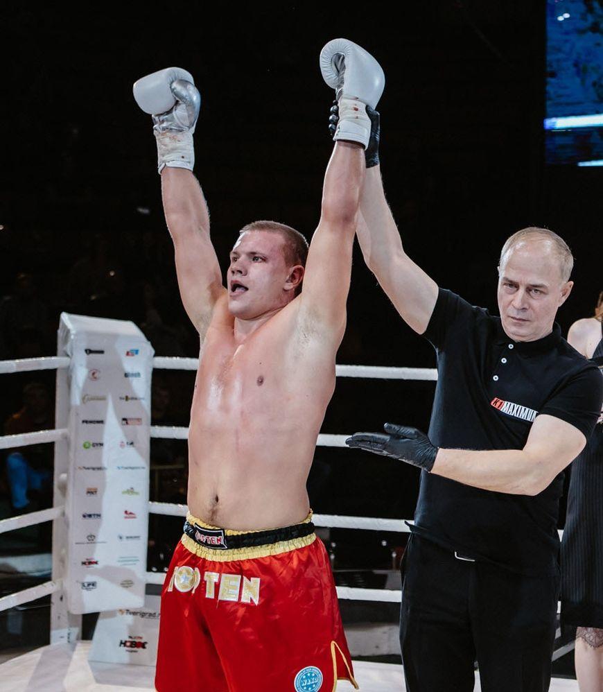 Тверской кикбоксер сразится за титул чемпиона мира