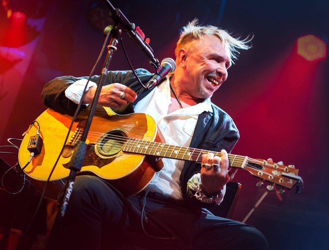 В Твери не нашлось удобной площадки для Гарика Сукачёва: концерт отменен