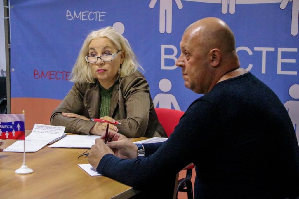 """В Твери участники """"Вместе"""" обсудили реализацию """"мусорной реформы"""""""