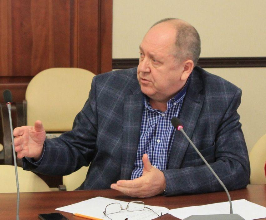 Юрий Серковский: Нужно вернуться к советской системе подготовки кадров