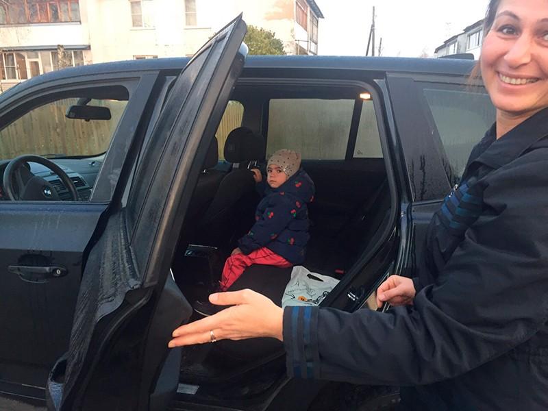 Госавтоинспекция Калининского района подвела итоги профилактического мероприятия «Детское кресло»
