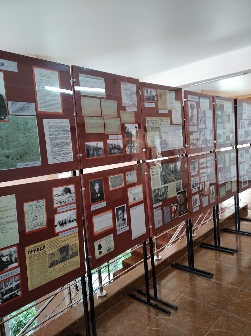 В Твери работает передвижная выставка «Командующему войсками Калининского фронта»