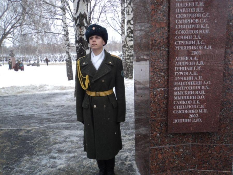 Максим Лебедев: Армия сильна своим тылом