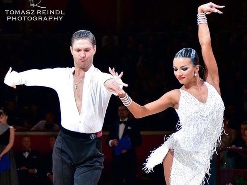 Полина Телешова из Вышнего Волочка лучше всех в мире танцует латину
