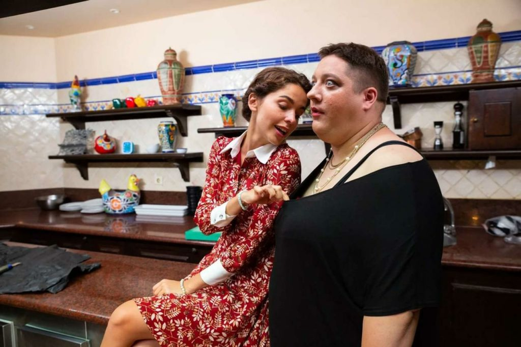 Лиза Моряк: как девушка из Твери стала актрисой и попала в фильм с Дмитрием Нагиевым