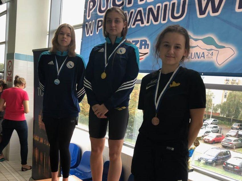 Тверские пловцы призеры Кубка Польши по плаванию в ластах