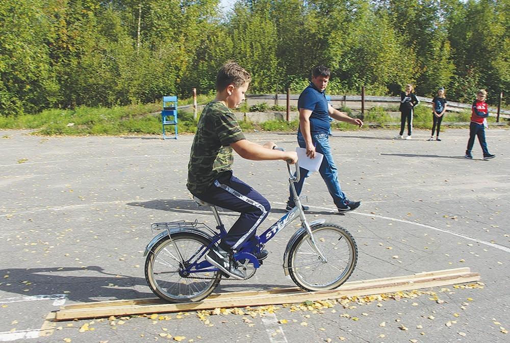 Школьники из Жарковского района приняли участие в конкурсе «Безопасное колесо-2019»
